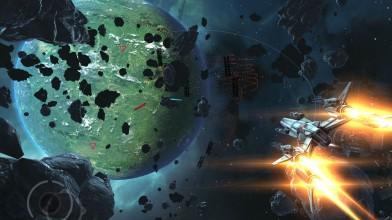 Долгожданный релиз космического шутера Galaxy on Fire 3 - Manticore