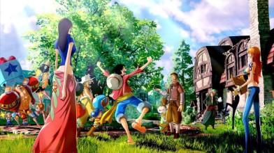 One Piece: World Seeker задерживается до 2019 года