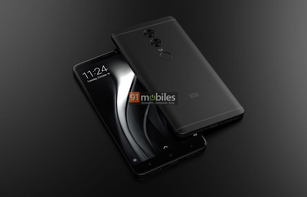 Как выглядит Xiaomi Redmi Note 5 сдвойной камерой