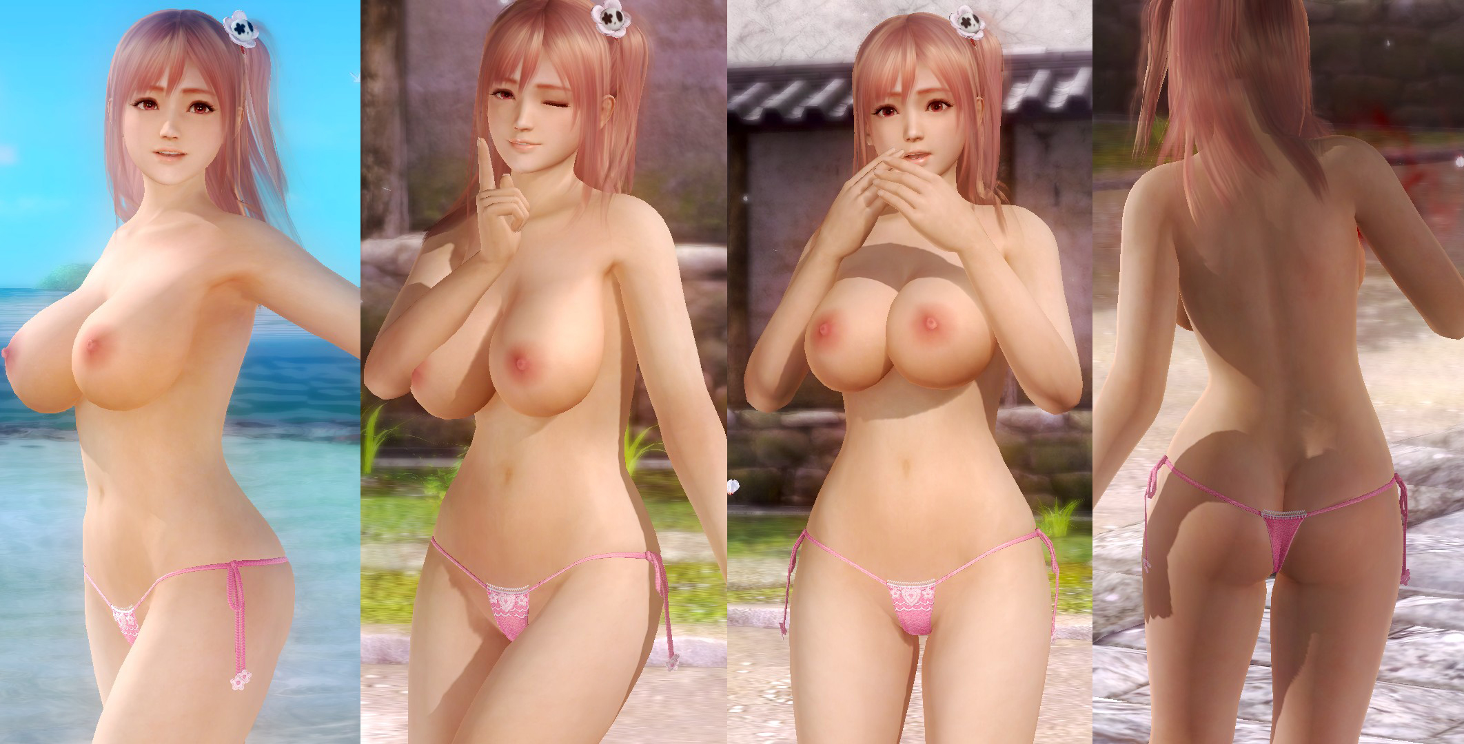 Doa5 nude xxx virgin