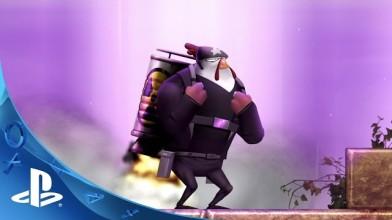 Rocketbirds 2: Evolution вышел на PlayStation 4 и PS Vita