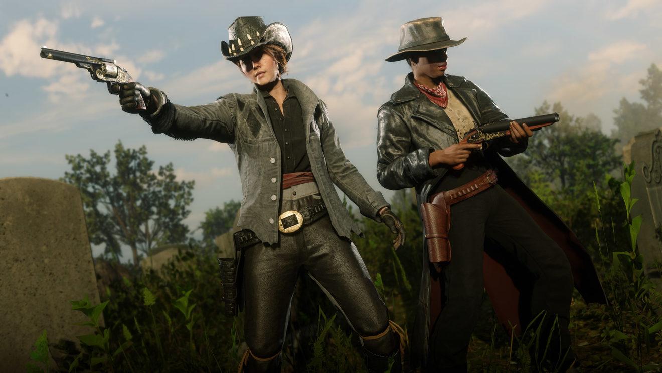 Получите бонусы самогонщиков и охотников за головами в Red Dead Online на этой неделе