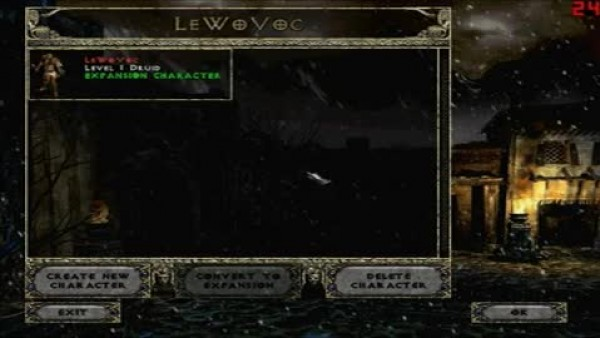 Diablo 2 Гроздья Гнева Друид Гайд