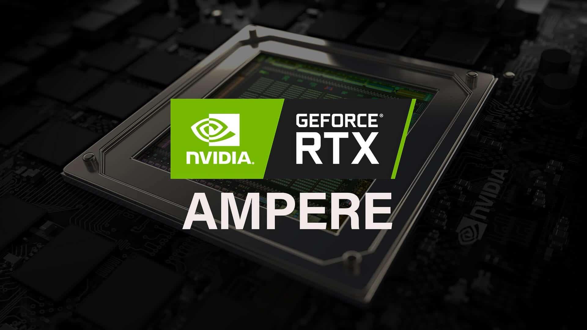Это могут быть полные спецификации и даты выпуска всех графических процессоров NVIDIA Ampere