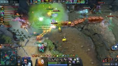 Dota2 TI7 $10 Million Omni Slash