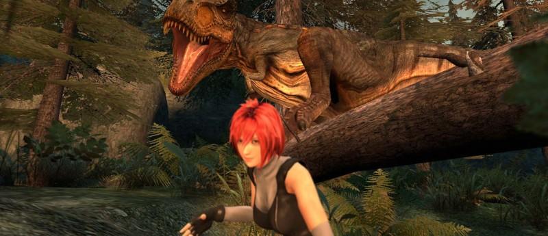 Capcom не обсуждают перезагрузку Dino Crisis