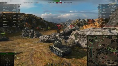 "World of Tanks ""обзор Strv 7"""