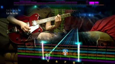 "Rocksmith Remastered - DLC - Guitar - Simple Minds ""Don't You (Forget About Me)"""