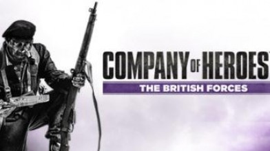 Снайпер в Company of Heroes 2: The British Forces