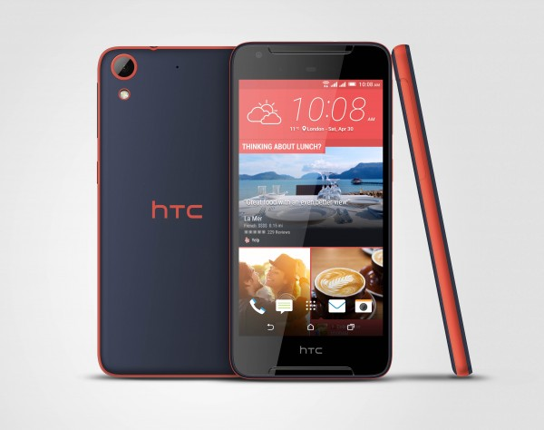 HTC Desire 628 ds blue