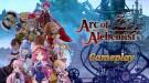 Смотрим новый геймплейный трейлер Arc of Alchemist