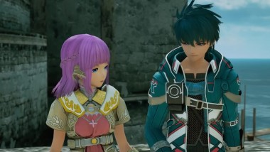 Трейлер Star Ocean: Integrity and Faithlessness