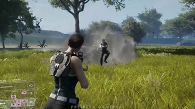 Stormdivers - опубликовано геймплейное видео королевской битвы от авторов Resogun и Alienation