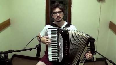 Megalovania (Undertale) [accordion cover]