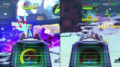 "Battleborn ""Тест производительности Beta PS4 vs Xbox One (DigitalFoundry)"""
