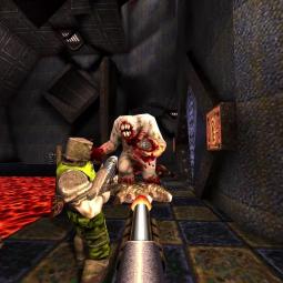 Внезапно вышел ремастер культового шутера Quake от id Software