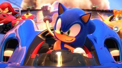 Веселая, но не прорывная - западные критики оценили Team Sonic Racing