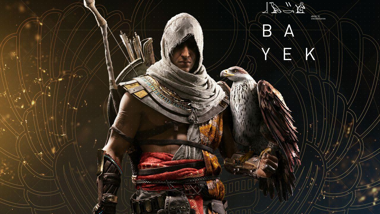 Нарративный руководитель Assassin's: Creed Origins отвечает навопросы игроков вновом видео