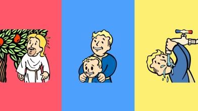 63 оригинальных занятия в Fallout 3