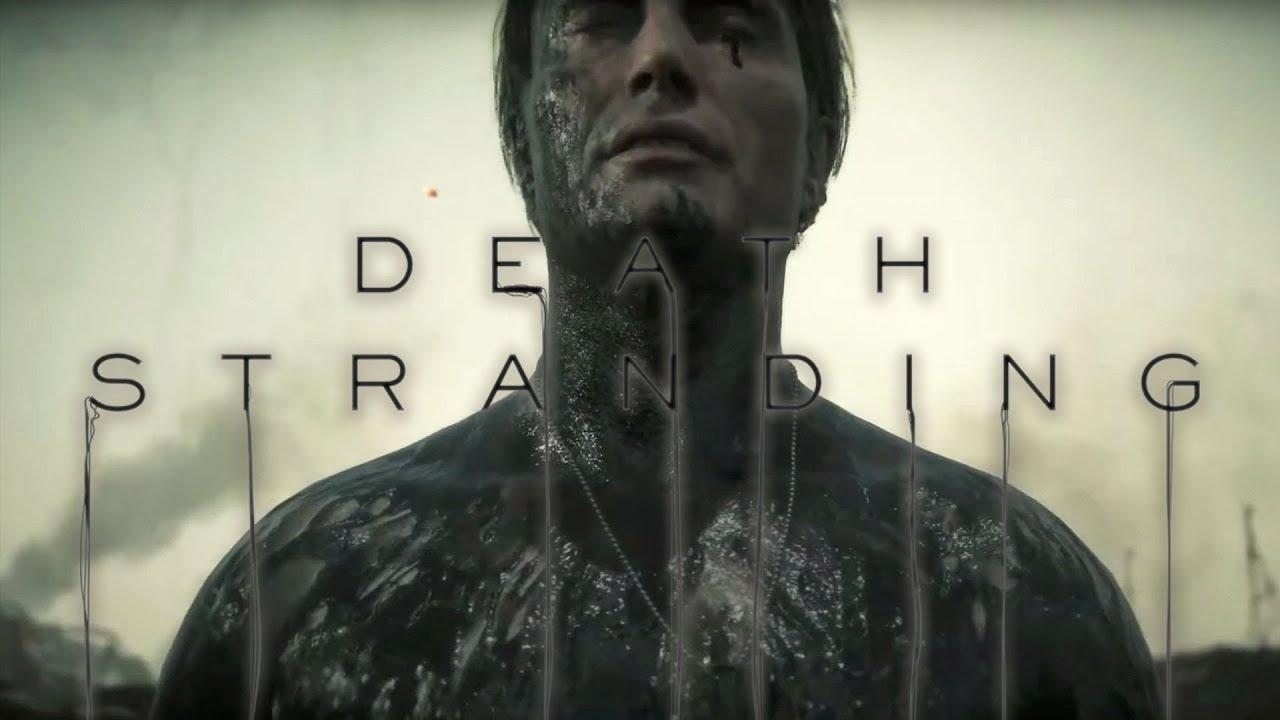 История создания сцен в Death Stranding