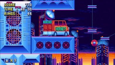 Sonic Mania - Трейлер игры для Nintendo Switch