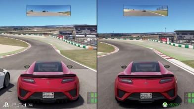 Project Cars 2: Xbox One X vs PS4 Pro Сравнение графики + Тест частоты кадров