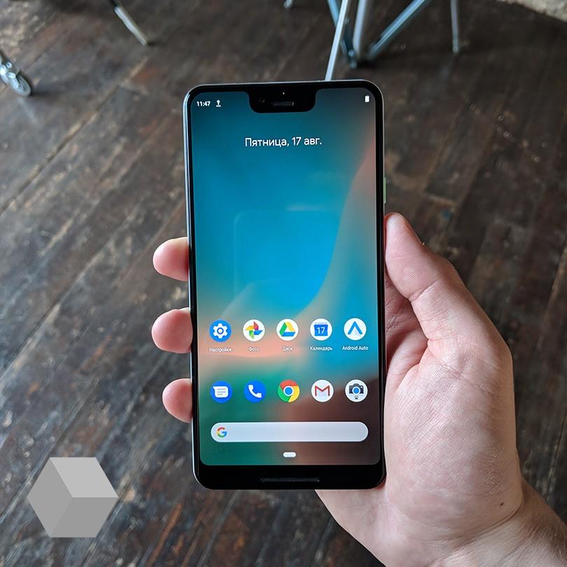 В телефоне Google обнаружили дисплеи Самсунг