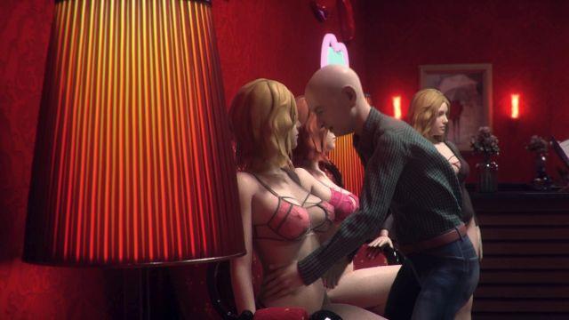 Plastic Love: ролик анонса симулятора владельца дома удовольствий с секс-куклами