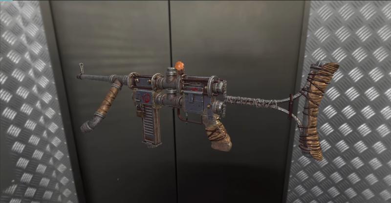 Самодельный пистолет-пулемёт