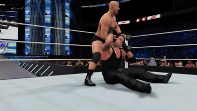 WWE 2K16 - Stone Cold VS Undertaker