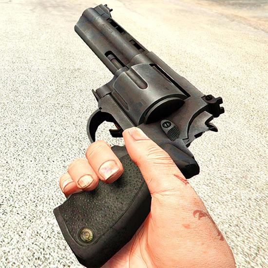 Taurus .44 Magnum