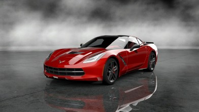 Gran Turismo 5:скриншоты DLC Corvette Stingray