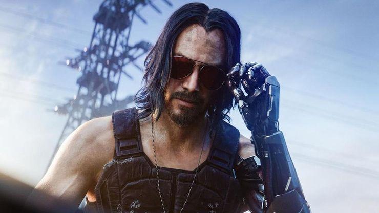 Киану Ривз сыграл в Cyberpunk 2077 и он ему понравился