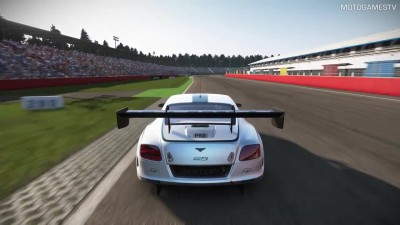 "Project CARS ""Bentley Continental GT GT3"""