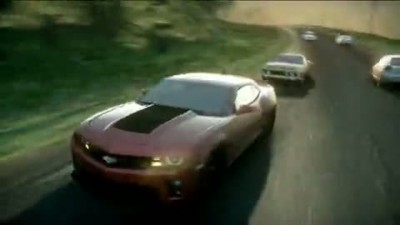 "Need For Speed: The Run ""Tropical Depression"""