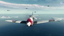 "World of Warplanes ""���� �� Airacobra"""