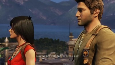 "Uncharted: The Nathan Drake Collection ""игровой процесс"""