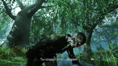 Видеоролик Call of Duty: Black Ops III: Zombies Chronicles - игровой процесс