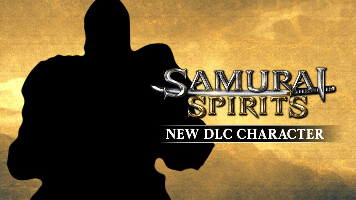 Финального DLC персонажа 2-го сезона Samurai Shodown покажут 23 июня