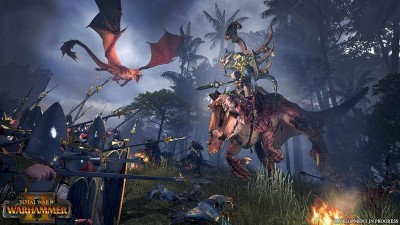 Total War: Warhammer 2 пока не позволяет скачивать моды из Steam Workshop
