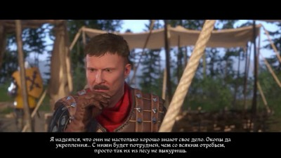 Kingdom Come: Deliverance. Прохождение. Часть 14. Разведка в лагере врагов