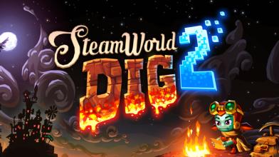 SteamWorld Dig 2 выйдет на PlayStation 4 и PC вскоре после Nintendo Switch (рубеж лета и осени 2017)