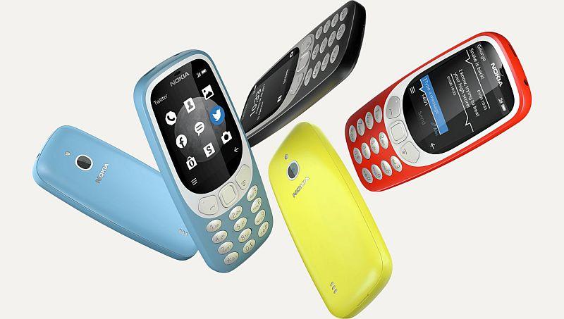 Нокиа 3310 споддержкой 3G представлена официально