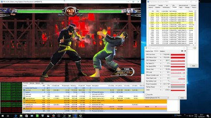 [Эмулятор RPCS3] Virtua Fighter 5 Final Showdown - Vulkan - i7 GTX770(1)