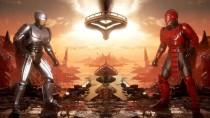 Новый геймлей за Робокопа и Шиву в Mortal Kombat 11: Aftermath