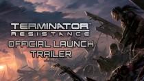 Релизный трейлер Terminator: Resistance