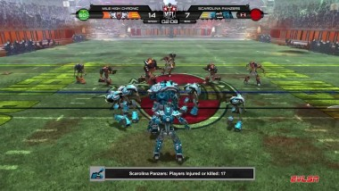 Mutant Football League - Mayhem Bowl 2016