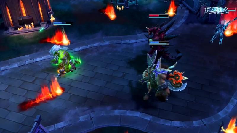 Heroes of the Storm - В разработке: Зул'джин, новые облики и многое другое!