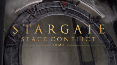 "Stargate: Space Conflict - Remastered ""DEMO"" Вышла!"