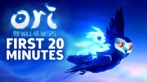 Первые 20 минут Ori And The Will Of The Wisps